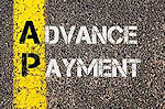 42815503-concept-image-of-business-acronym-ap-as-advance-payment-written-over-road-marking-yellow-paint-line